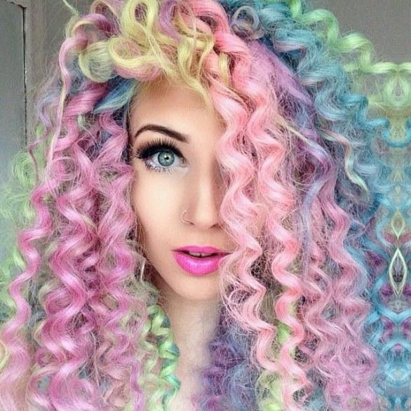 Unicorns-Hair-Style-Trend-summer-of-2015