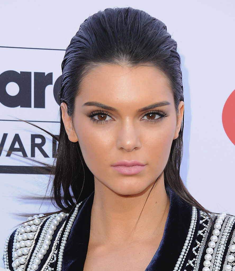 LAS VEGAS, NV - MAY 17: Kendall Jenner arrives at the 2015 Billboard Music Awards at MGM Garden Arena on May 17, 2015 in Las Vegas, Nevada. (Photo by Jon Kopaloff/FilmMagic)